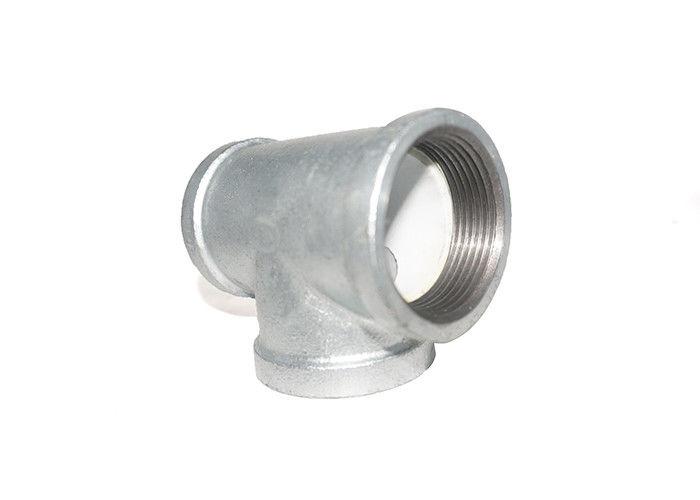 ข้อต่อท่อพลาสติกแบบท่อพลาสติกมาตรฐาน DIN ความต้านทานการกัด